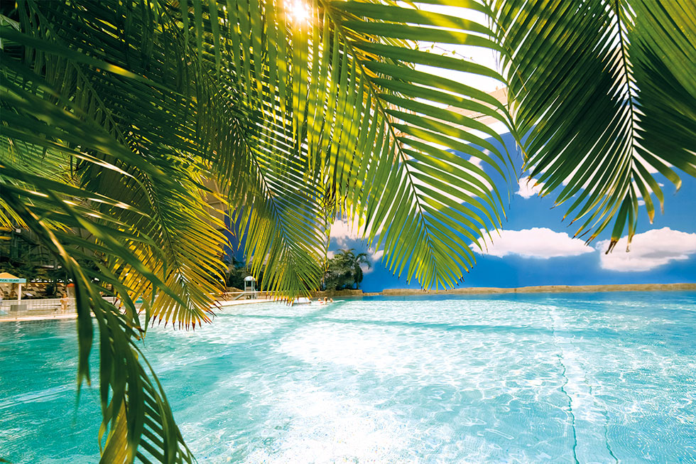 Südsee genießen im Tropical Island, Foto: Archiv Tropical Island
